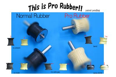 This is Pro Rubber!!